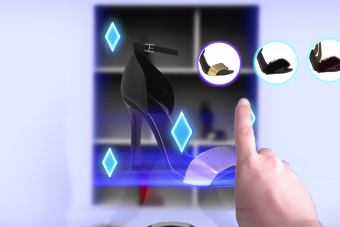 Virtual Retail for AR & VR & Mixed Reality environments, powered by E.L.S.E.