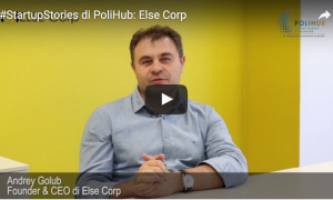 StartupStories di PoliHub- ELSE Corp