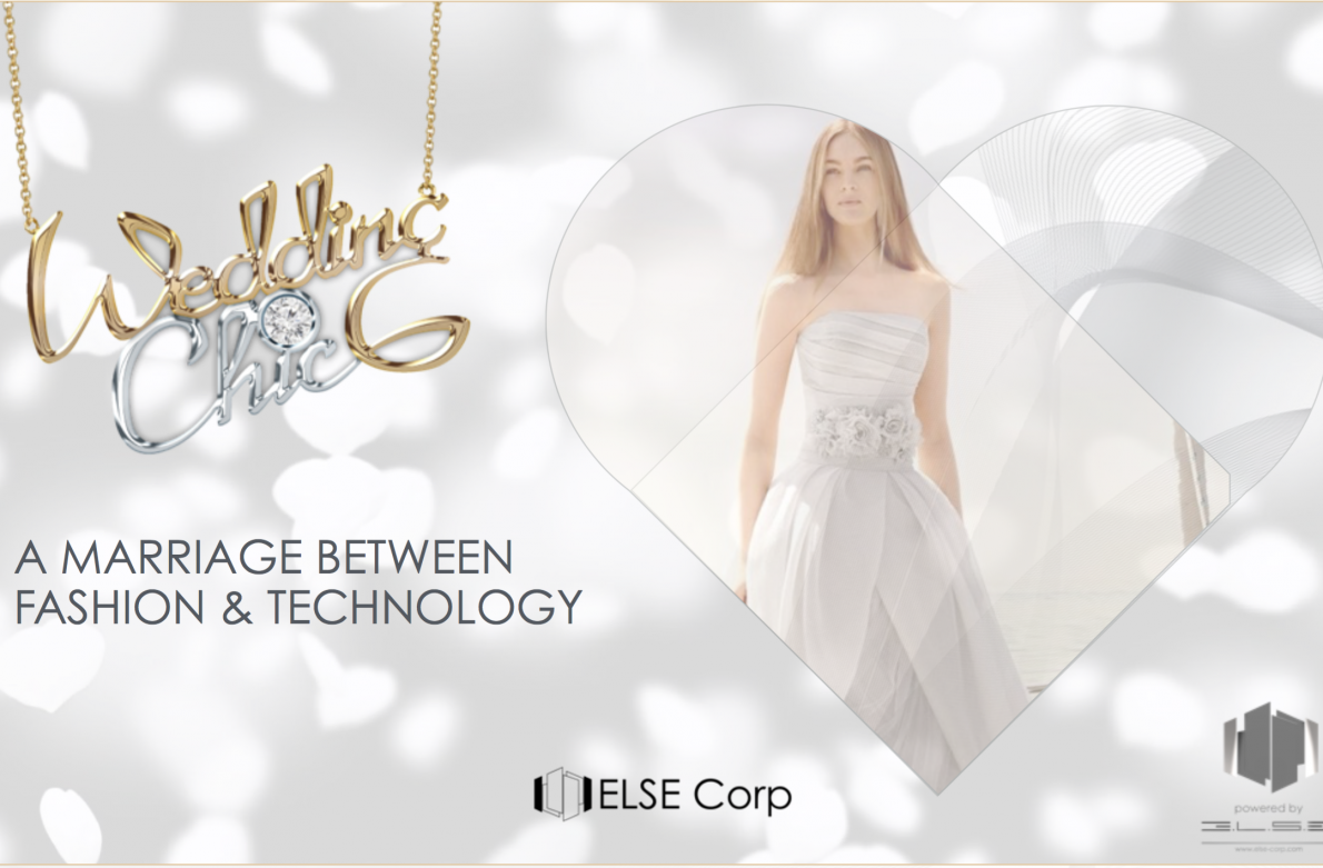 A MARRIAGE BETWEEN FASHION & TECHNOLOGY