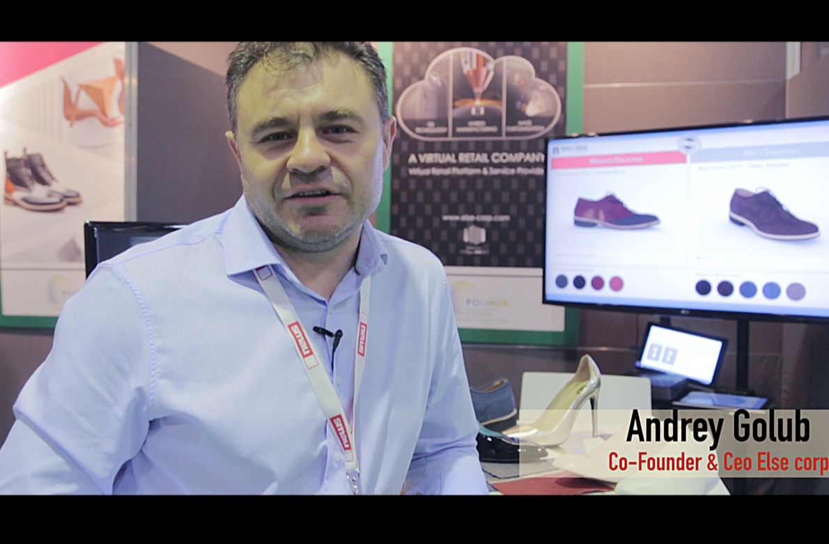 Video-Preview ELSE Corp SMAU Milano 2016