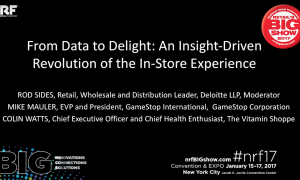 An Insight-Driven Revolution of the In-Store Experience
