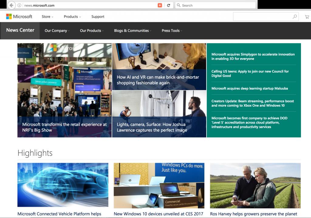 news.microsoft.com- ELSE Story