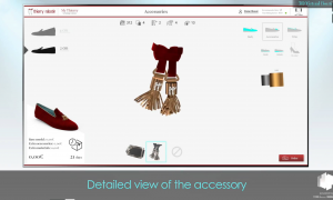 3D Virtual Boutique
