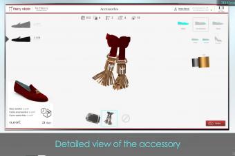 3D Virtual Boutique