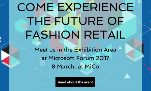 COME EXPERIENCE THE FUTURE OF FASHION RETAIL