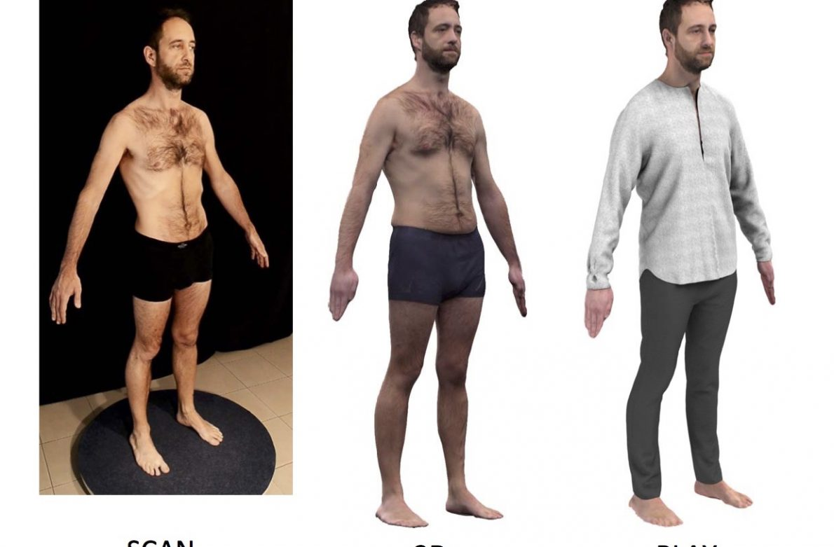 MyPersonal3D- Scan - 3D - Play