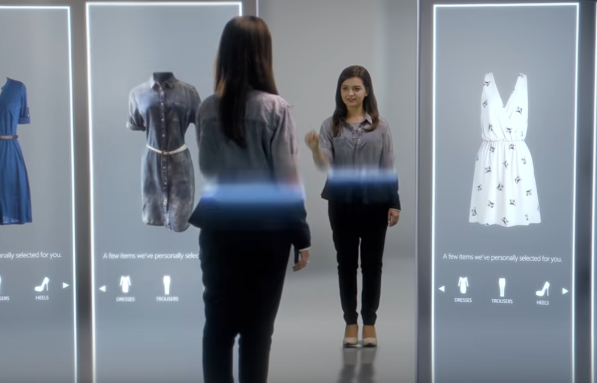 Digital Transformation- Virtual Fashion
