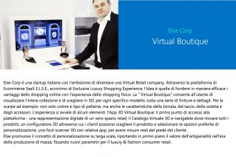Else Corp- Virtual Boutique