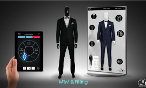 Virtual Couture Fashion- MTM Fitting