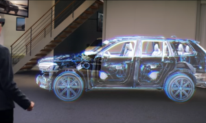 Microsoft HoloLens- Commercial Customers are Transforming Their Businesses
