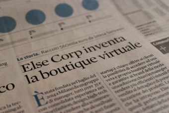 COVER ELSE Corp Il Sole 24 Ore Industry 4.0