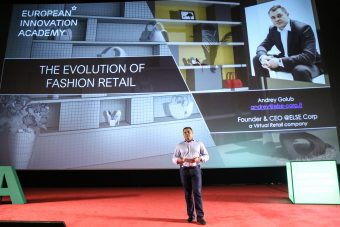 EIA2017Italy - Andrey Golub - The Evolution of Fashion Retail