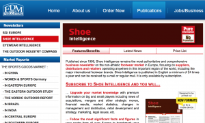 SHOE INTELLIGENCE