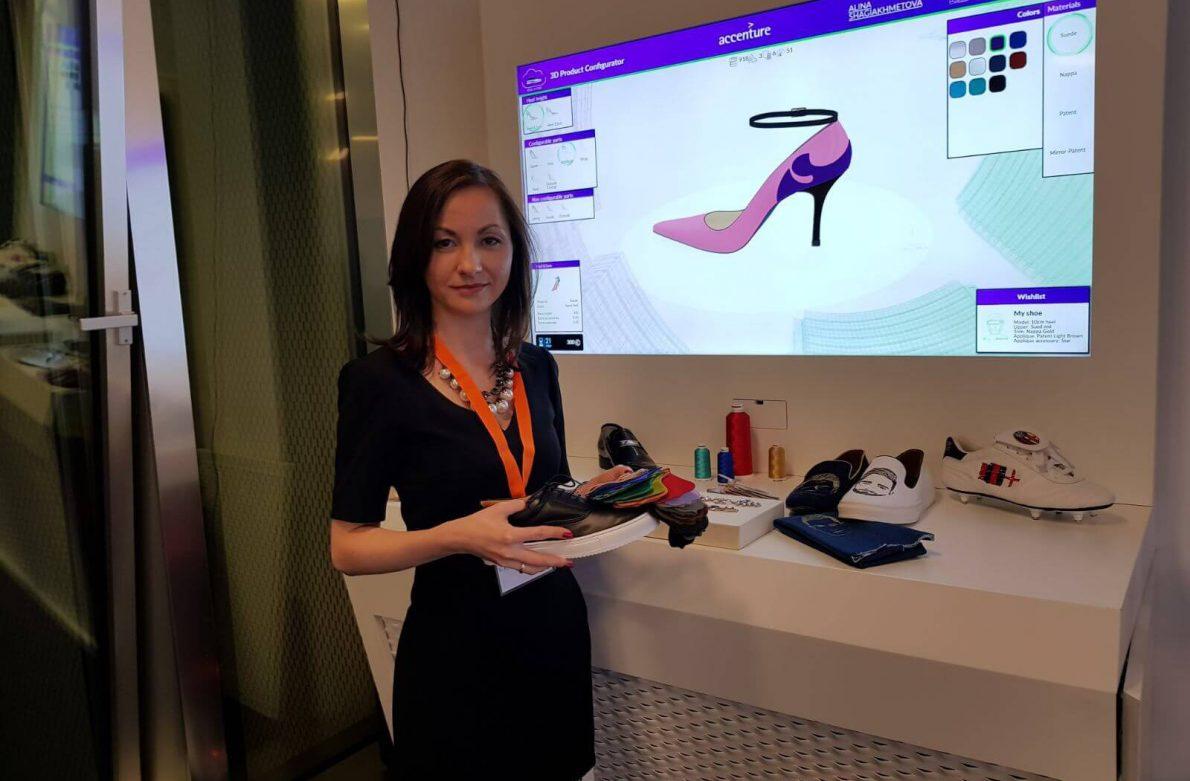 Alina at Accenture ACIN