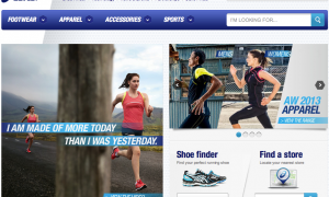 asics website