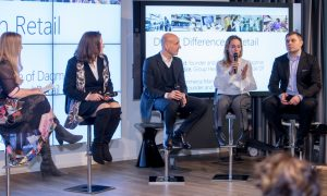 Microsoft in Milan- The trends that are shaping the future of the retail industry