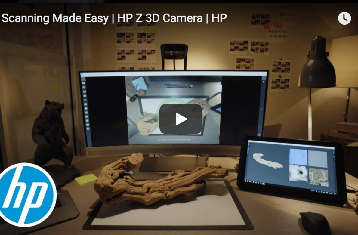 3D Scanning Made Easy
