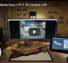 3D Scanning Made Easy- HP Z 3D Camera