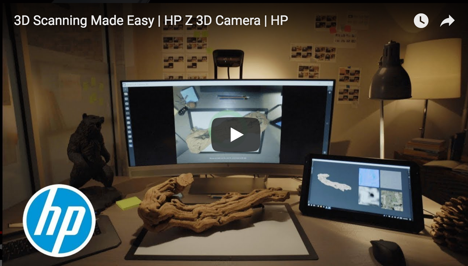 3D Scanning Made Easy- HP Z 3D Camera – ELSE Research by ELSE Corp