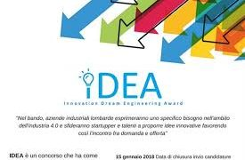 Innovation Dream Engineering Award (Idea)