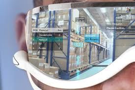Augmented Reality in Supply Chain