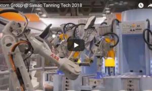 Atom Group @ Simac Tanning Tech 2018
