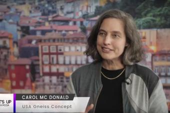 Carol Mc Donald - Gneiss Concept - USA 20º Congresso UITIC 2018