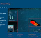 UITIC Porto 2018: Individual fitting for Virtual Footwear Retailing: Building a link from 3D CAD to Industrial Made to Measure