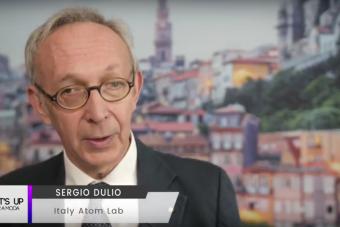 Sergio Dulio - Atom Lab Italy 20 Congresso UITIC 2018