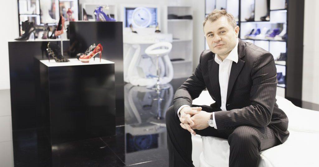 Шопинг будущего на Brands.Fashion.Business. Andrej-golub-else