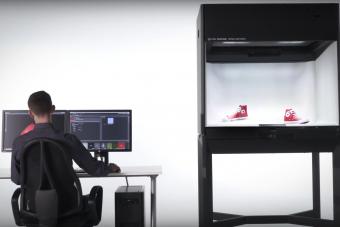 Virtual Light Booth