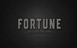 FORTUNE ITALIA COPERTINA