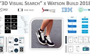 3D CAD + Cognitive AI + Visual Commerce=Virtual Retail