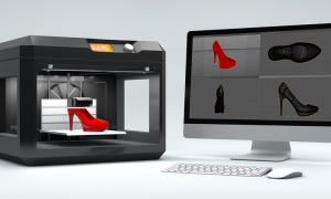 3D Printing: Sustaining a Fashion Statement