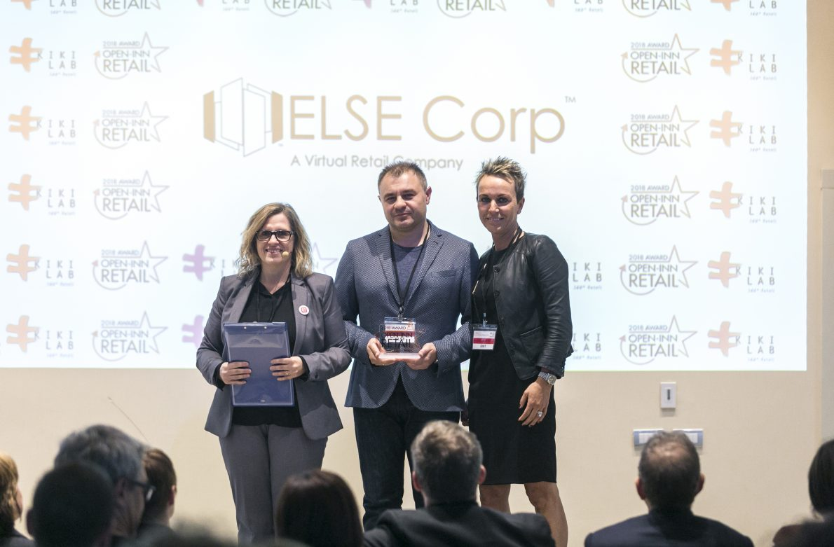 ELSE CORP ANDREY GOLUB- Open-Inn Retail Award, ecco i vincitori del premio Kiki Lab per l'open innovation