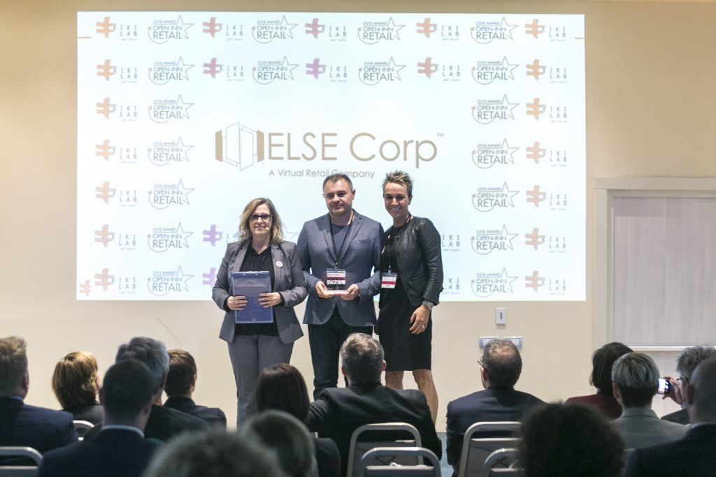 Open-Inn Retail Award, ecco i vincitori del premio Kiki Lab per l'open innovation- ELSE CORP VIRTUAL RETAIL COMPANY