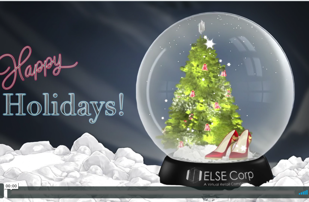 Happy Holidays from ELSE Corp