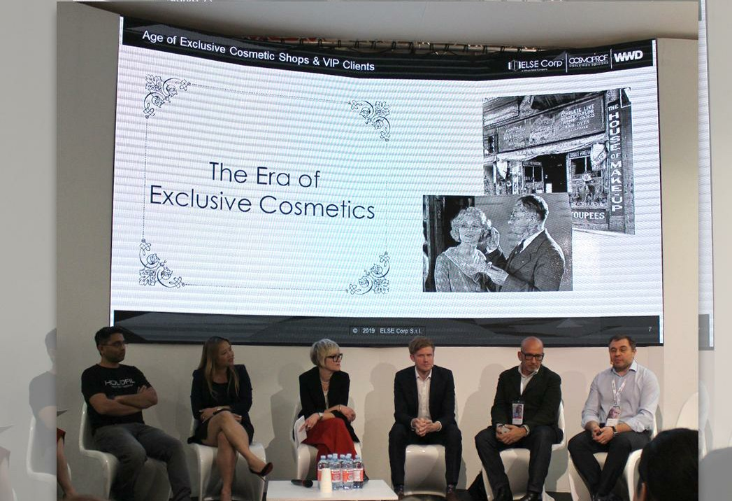 Cosmotalks 2019: ELSE Corp at Cosmoprof