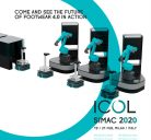 Come and see ICOL Group at SIMAC 2020 19 to 21 February,  the Future of Footwear!