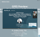 APLF Webinar-GFES: How can AI, Digitalised Supply Chains and Smart Factories become strategies?